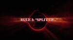 Rule #3 Split Up Video