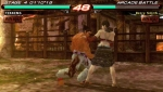 Tekken 6 PSP Gameplay #2